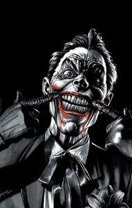 Batman Vol 3 100 Unknown Comics Exclusive Mico Suayan B&W Variant