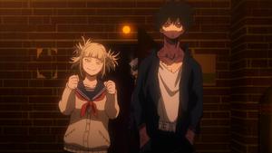 Dabi and Himiko