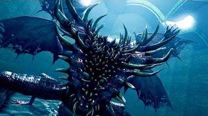 Dark Souls Gaping Dragon Boss Fight (4K 60fps)