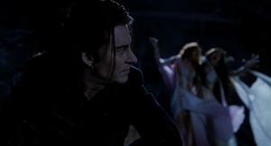 Dracula Brides crying