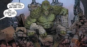 Killer Croc Prime Earth 0077