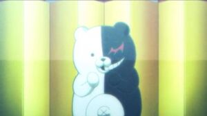 Monokuma is back on DR3