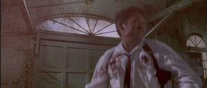 Mr Blonde killed