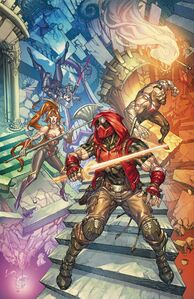 Red Hood Outlaw Vol 1 47 Textless