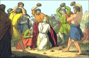 Stoning of Saint Stephen
