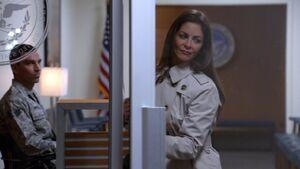 Agent 33 as Carla Talbot 4