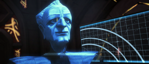 Chancellor Palpatine delighted