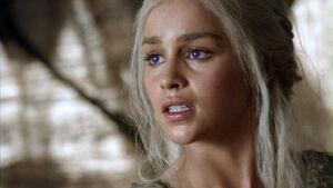 Daenerys purple eyes