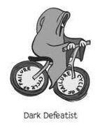 Dark defeatist