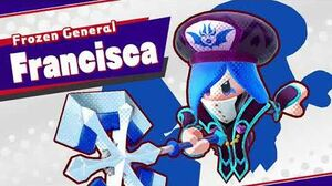 Kirby Star Allies Boss 5 - Fransisca