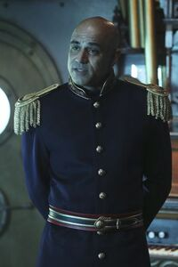 Once Upon a Time - 6x06 - Dark Waters - Photgraphy - Captain Nemo 3