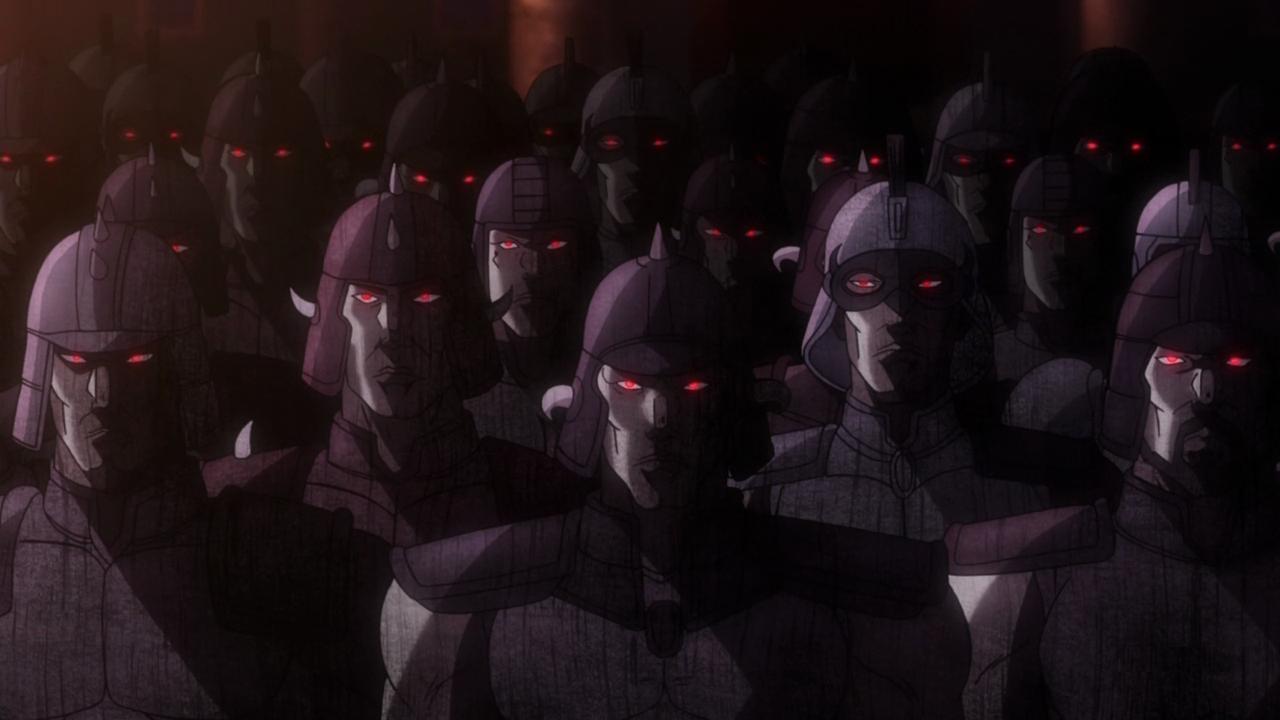 Stone Mask Vampires