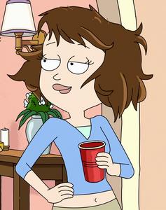 Tammy drunk