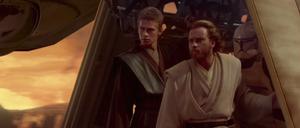 Anakin Obi-Wan destination