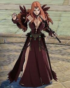 Cornelia's in-battle sprite 5