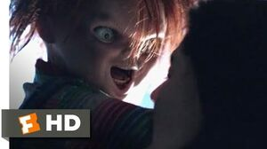 Cult of Chucky (2017) - Giving Mommy a Hand Scene (5 10) Movieclips