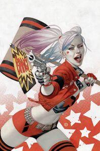 Harley Quinn Vol 3 57 Textless Variant