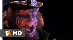 Leprechaun 3 (8 8) Movie CLIP - Flame Broiled (1995) HD