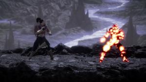 MORTAL KOMBAT 11 - Rain Blaze Fighting