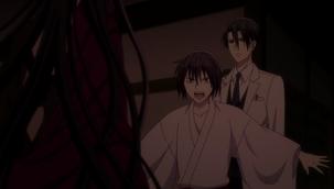 Ren, Akito and Hatori