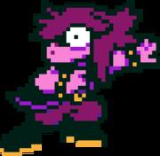 Susie overworld stunned