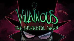 The Dreadful Dawn Villanos Cartoon Network