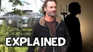 The Walking Dead 'CRM Organization & New World Order' Explained Where Is Rick Grimes?