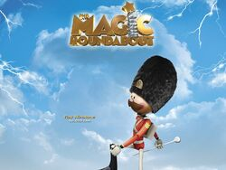 The magic roundabout soldier sam wallpaper 2