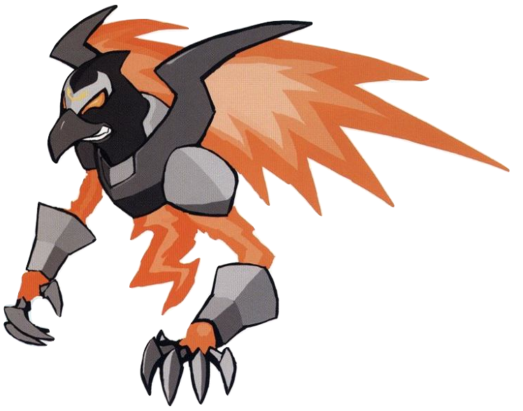 Corvus (Mega Man Star Force)