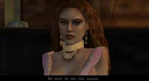 Aleera Van Helsing video game