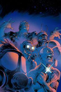 Detective Comics Vol 1 969 Textless Variant