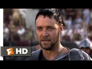 Gladiator (5-8) Movie CLIP - My Name is Maximus (2000) HD