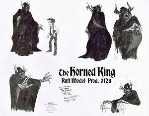Grim Horned King