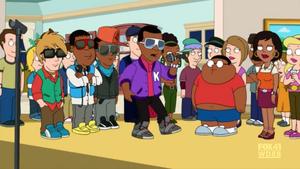 Kenny Rap Battles Junior
