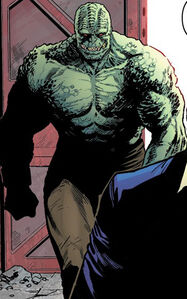 Killer Croc Prime Earth 0087