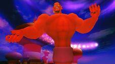 Kingdom Hearts 2 Jafar Boss Fight (PS3 1080p)