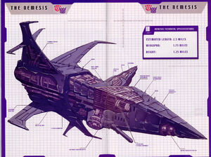 Nemesis book page specifications