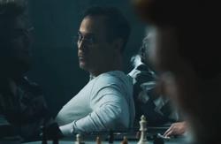 Richard in Arkham Asylum