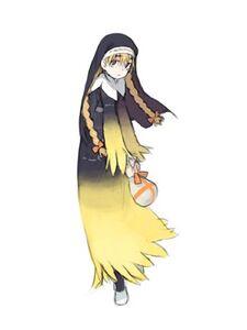 Sister Angelene the Nun