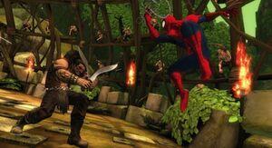 Spider-man v kraven