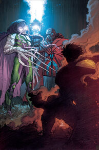 Action Comics Vol 1 1019 Textless