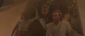 Anakin Skywalker dust