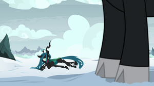 Chrysalis 'would that be so terrible ' S9E8