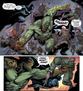 Killer Croc Prime Earth 0007