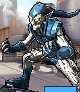 Norman Osborn (Earth-TRN462)
