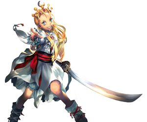 Princess Devilotte de Death Satan IX