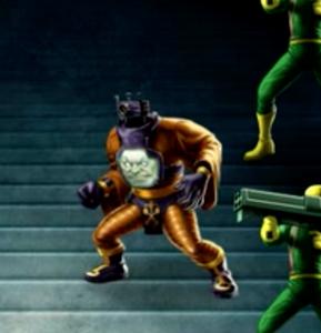 Arnim Zola Avengers Alliance Video Game