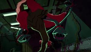 Batmanvstmnt - pamela isley mutant