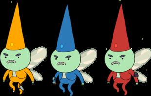 Gnome Fairies