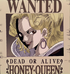 Honey Queen's Movie 2 Wanted Poster